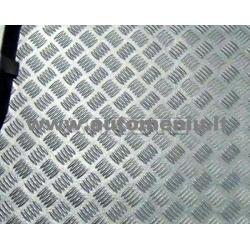 Bagažinės kilimėlis Skoda Octavia III HB 2013-