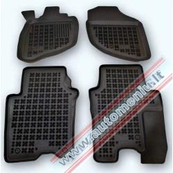 Honda City IV 2002 → 2008 Guminiai kilimėliai su borteliais