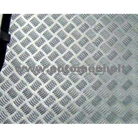 Bagažinės kilimėlis Skoda Citigo (apatinė) 2011->
