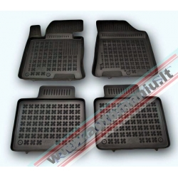 Hyundai i40 2011 → Guminiai kilimėliai su borteliais