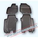 Honda Jazz II 2008 → 2015 Guminiai kilimėliai su borteliais