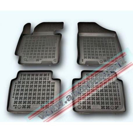 Hyundai Elantra V 2010 → Guminiai kilimėliai su borteliais