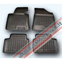 Hyundai i30 Hatchback II 2012 → Guminiai kilimėliai su borteliais