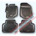 Honda Accord 2003 → 2008 Guminiai kilimėliai su borteliais