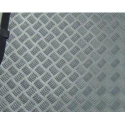 Bagažinės kilimėlis Citroen C3 su sumažinto dydžio atsarginiu ratu 2009->