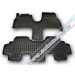 Citroen C8 2002 → Guminiai kilimėliai su borteliais