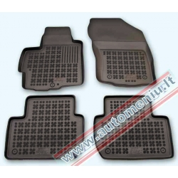 Citroen C-Crosser 2007 → Guminiai kilimėliai su borteliais
