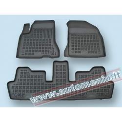 Citroen C4 Picasso 2006 →2013 Guminiai kilimėliai su borteliais