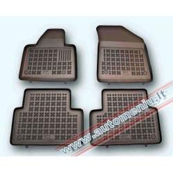 Citroen C5 2008 → Guminiai kilimėliai su borteliais