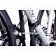 Dviračių laikiklis ant kablio THULE 9502 vežti 2 dviračius