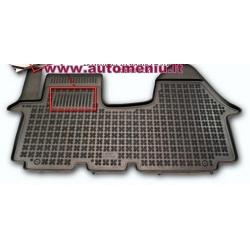Opel Vivaro I priek (sustipr.pagr.vairuotojo pusėje)2001 → Guminiai kilimėliai su loveliu