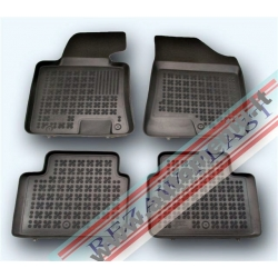 Kia Ceed II Hatchback 2012 → Guminiai kilimėliai su borteliais