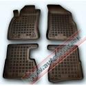 Opel COMBO C 5 sėdynės 2011 → Guminiai kilimėliai su loveliu