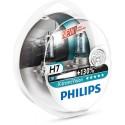 Philips lemputės 55W 12V H7 Philips X-treme Vision + 130%