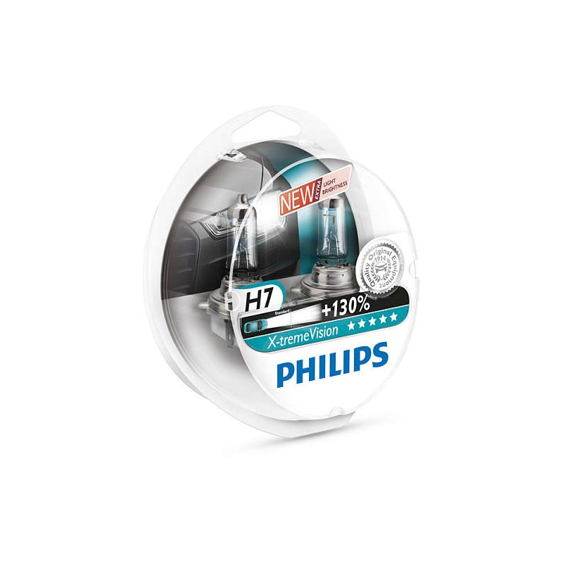 philips lemput s 55w 12v h7 philips x treme vision 130. Black Bedroom Furniture Sets. Home Design Ideas