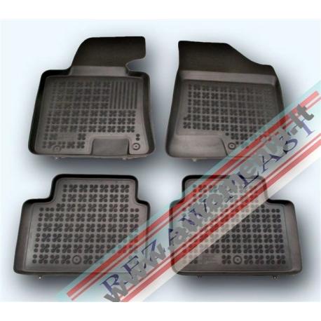 Kia Pro Ceed 2013 → Guminiai kilimėliai su borteliais