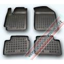 Kia Picanto II 2011 → Guminiai kilimėliai su borteliais