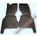 Kia Sorento I 2003 → 2009 Guminiai kilimėliai su borteliais