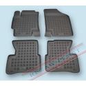 Kia Rio II 2005 → 2011 Guminiai kilimėliai su borteliais