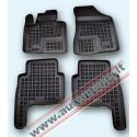 Kia Sorento II 2009 → 2012 Guminiai kilimėliai su borteliais