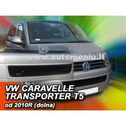 Žieminės grotelės Volkswagen Carawelle T5+ 2009-2016