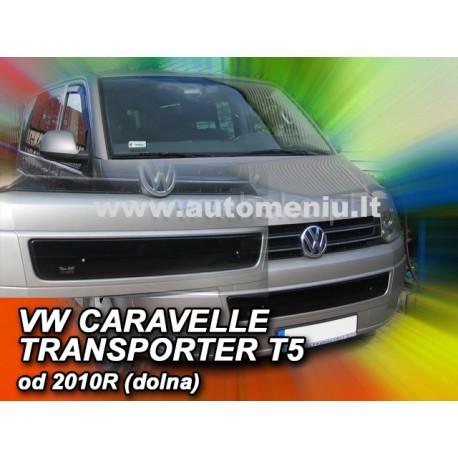 Žieminės grotelės Volkswagen CarawelleT5+ 2009-2016