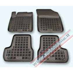 Citroen C3 II 2009 → Guminiai kilimėliai su borteliais