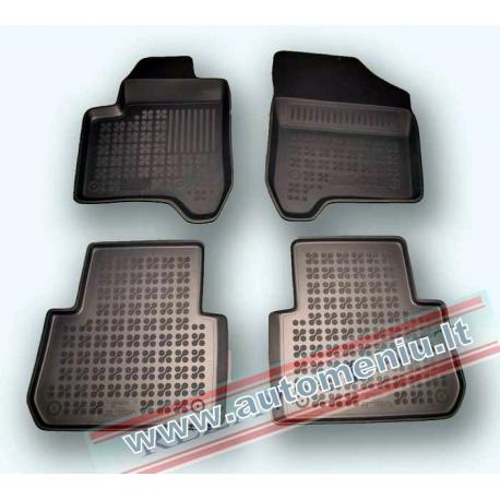 Citroen C3 Picasso 2009 → Guminiai kilimėliai su borteliais