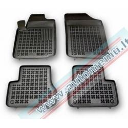Citroen C3 2002 → 2009 be vietos gesintuvui Guminiai kilimėliai su borteliais